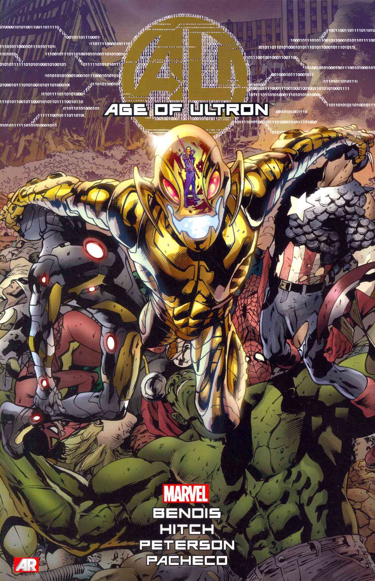 Age of Ultron By Marvel Comics Group (COR)